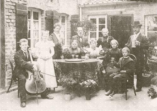 Familie Paffendorf